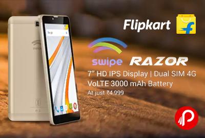 Swipe Razor Mobile