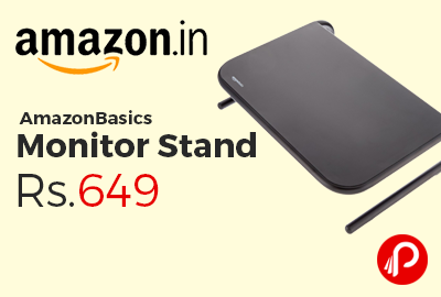 AmazonBasics Monitor Stand