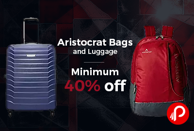 Aristocrat Bags and Luggage
