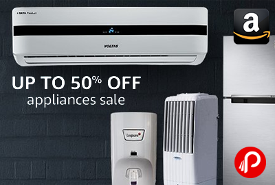 Large Appliances Sale