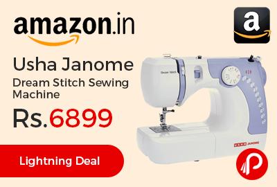 Usha Janome Dream Stitch Sewing Machine