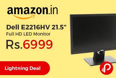 "Dell E2216HV 21.5"" Full HD LED Monitor"