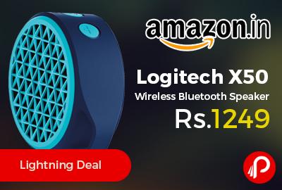 Logitech X50 Wireless Bluetooth Speaker