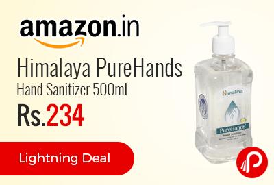 Himalaya PureHands Hand Sanitizer 500ml