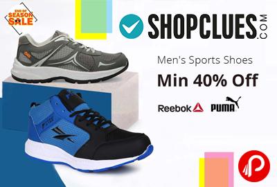 Reebok Puma Men's Sports Shoes