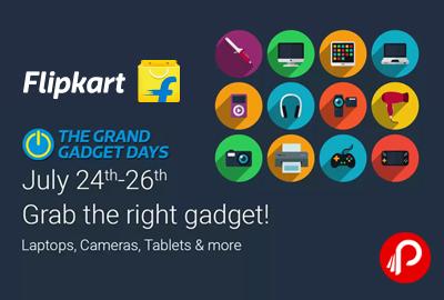 The Grand Gadget Days