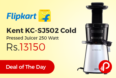 Kent KC-SJ502 Cold Pressed Juicer 250 Watt