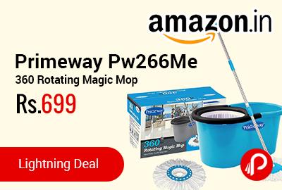Primeway Pw266Me 360 Rotating Magic Mop