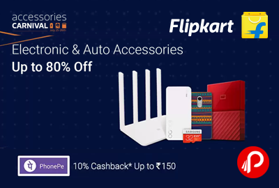 Auto Accessories & Electronic