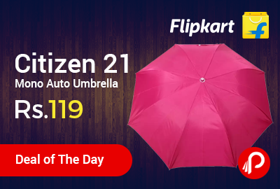 Citizen 21 Mono Auto Umbrella