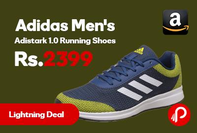 Adidas Men's Adistark 1.0 Running Shoes