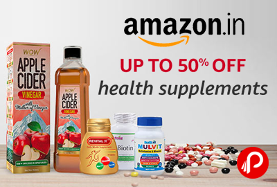 Health Vitamins and Supplements