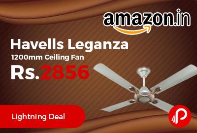 Havells Leganza 1200mm Ceiling Fan