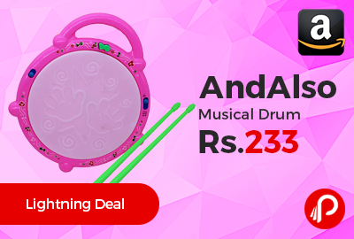 AndAlso Musical Drum