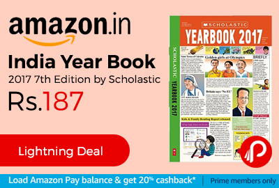 India Year Book 2017 7th Edition