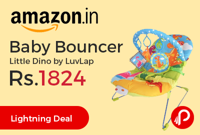 Baby Bouncer Little Dino by LuvLap
