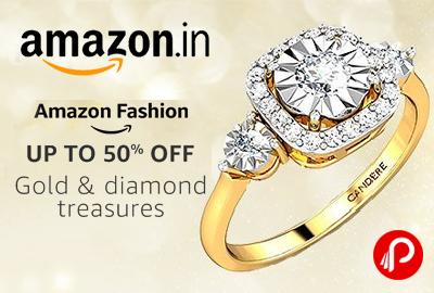 Gold and Diamond Jewellery Treasures