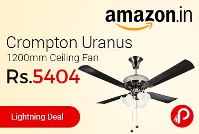 Crompton Uranus 1200mm Ceiling Fan