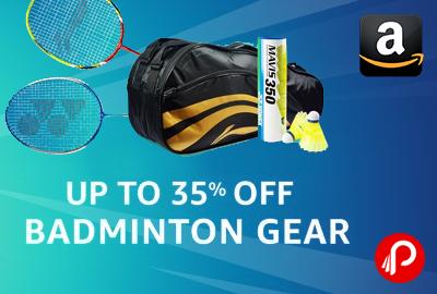Badminton Gear Products
