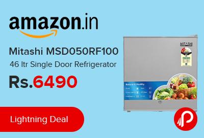 Mitashi MSD050RF100 46 ltr Single Door Refrigerator
