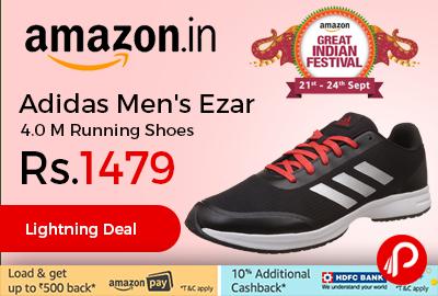 Adidas Men's Ezar 4.0 M Running Shoes