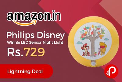 Philips Disney Winnie LED Sensor Night Light