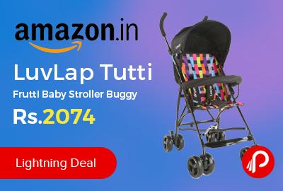 LuvLap Tutti Frutti Baby Stroller Buggy