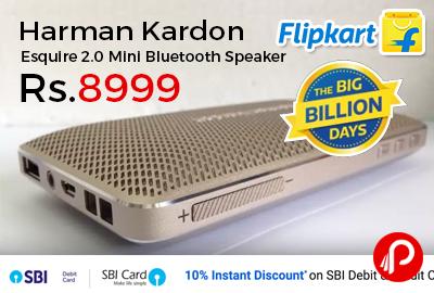 Harman Kardon Esquire 2.0 Mini Bluetooth Speaker