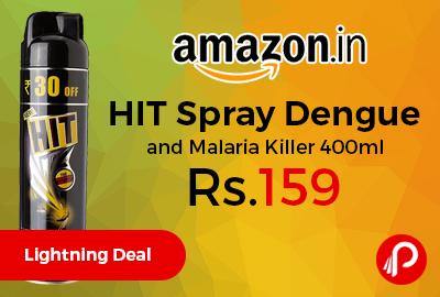 HIT Spray Dengue and Malaria Killer 400ml