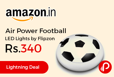 Air Power Football LED Lights