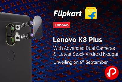 Lenovo K8 Plus Mobile Sale