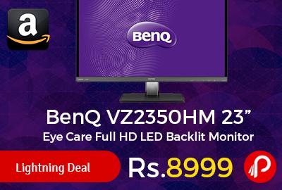 """BenQ VZ2350HM 23"""" Eye Care Full HD LED Backlit Monitor"""
