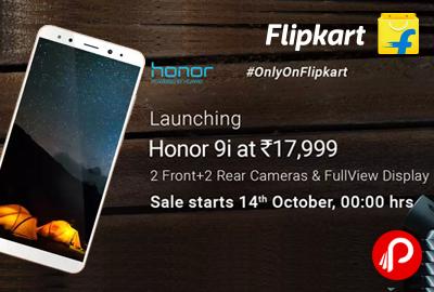 Honor 9i Mobile