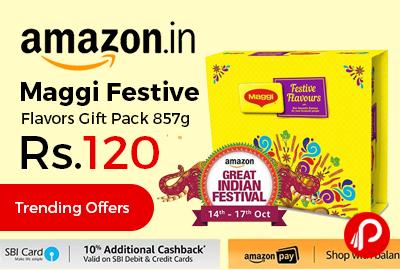 Maggi Festive Flavors Gift Pack 857g