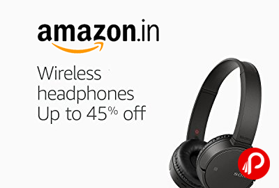 Bluetooth Headphones At Low Price In India Best Online Shopping Deals Daily Fresh Deals In India Paise Bachao India