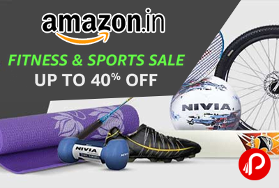 Fitness and Sports Sale