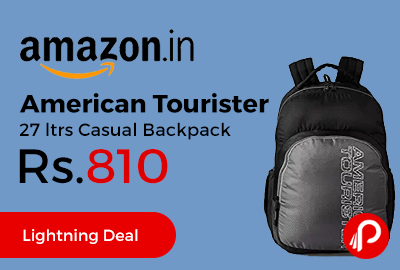 American Tourister 27 ltrs Casual Backpack