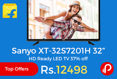 """Sanyo XT-32S7201H 32"""" HD Ready LED TV"""