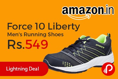 Force 10 Liberty Men's Running Shoes
