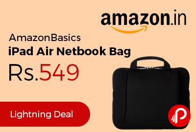 AmazonBasics iPad Air Netbook Bag