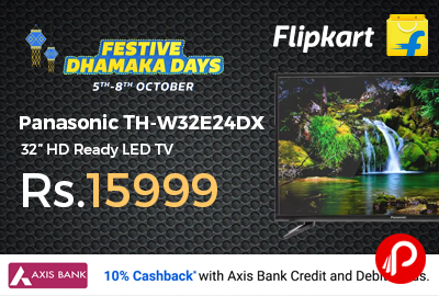 "Panasonic TH-W32E24DX 32"" HD Ready LED TV"