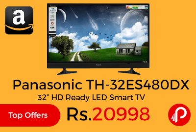 "Panasonic TH-32ES480DX 32"" HD Ready LED Smart TV"