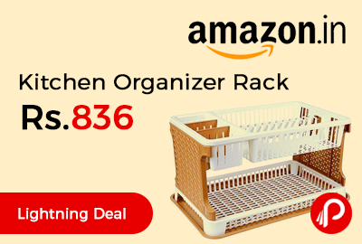Kitchen Organizer Rack