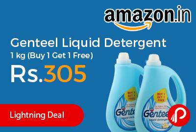 Genteel Liquid Detergent 1 kg