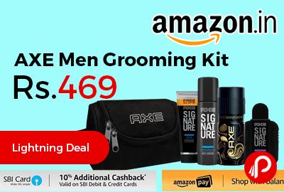 AXE Men Grooming Kit