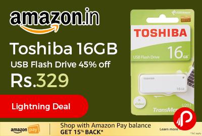 Toshiba 16GB USB Flash Drive