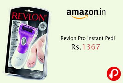 Revlon Pro Instant Pedi