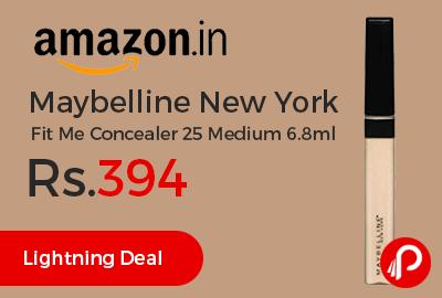 Maybelline New York Fit Me Concealer 25 Medium 6.8ml