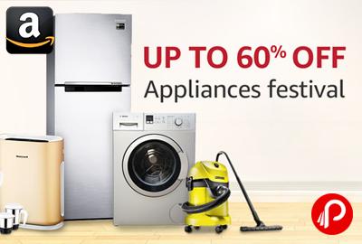 Appliances Festival
