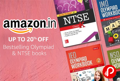 Bestselling Olympiad Books and NTSE Books